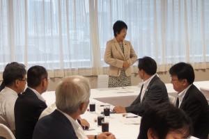 講師:衆議院議員 上川陽子 氏