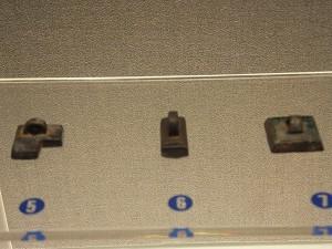 上海博物館に展示されたていた印2