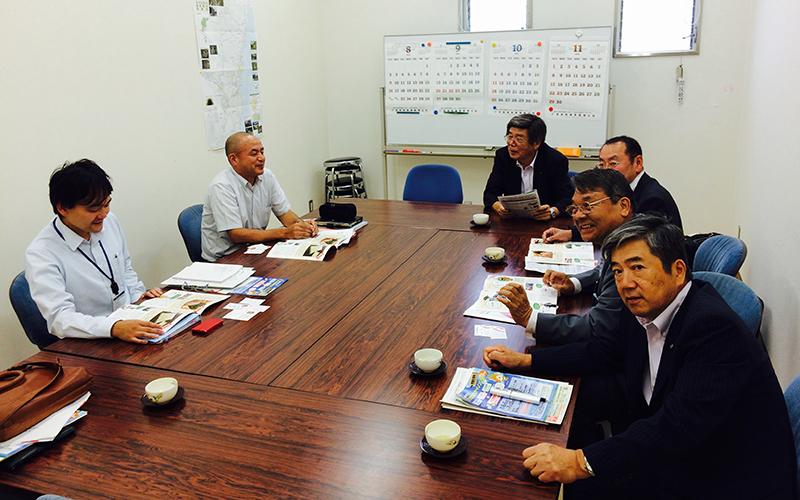 公益財団法人宮崎県農業振興公社での研修