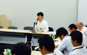 「日本農業の指針~TPP、農協改革、取組実例紹介等」