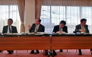 埼玉県坂戸市議会での視察研修