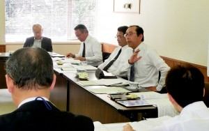 千葉県市原市議会での視察研修